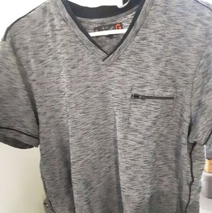 G By Guess V neck Shirt
